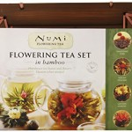 Numi Organic Tea Flowering Gift Set in Handcrafted…